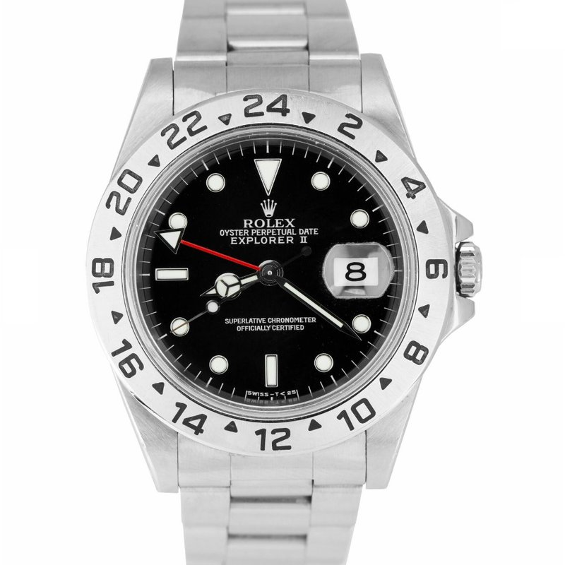 Estate Collection Pre-Owned Rolex Explorer II