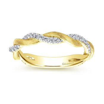 Gabriel Stackable Band