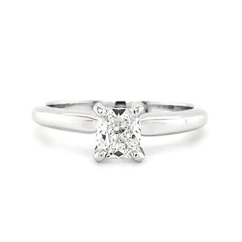 .51 CT Cushion Shape Solitaire