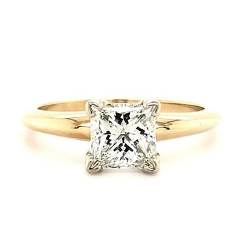 1.11 CT Princess Solitaire