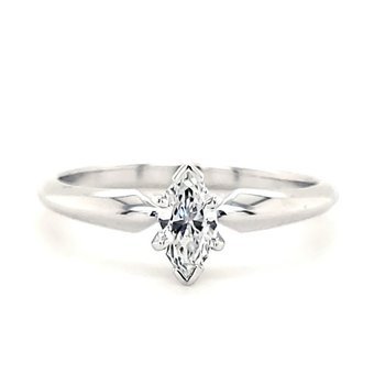 .28 CT Marquise Solitaire
