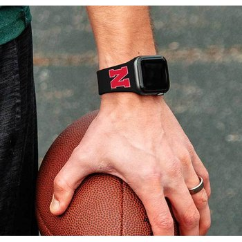 Husker Apple Watch Strap