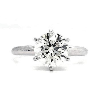 EXCEPTIONAL VALUE! 2 CT Round Solitaire - Classic Quality