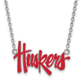 Huskers Pendant