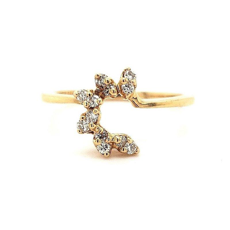 Estate Collection Diamond  Wrap