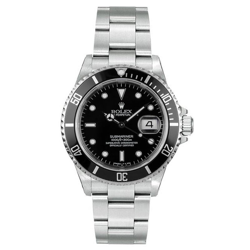 Pre-Owned Rolex Submariner Watch - 40mm