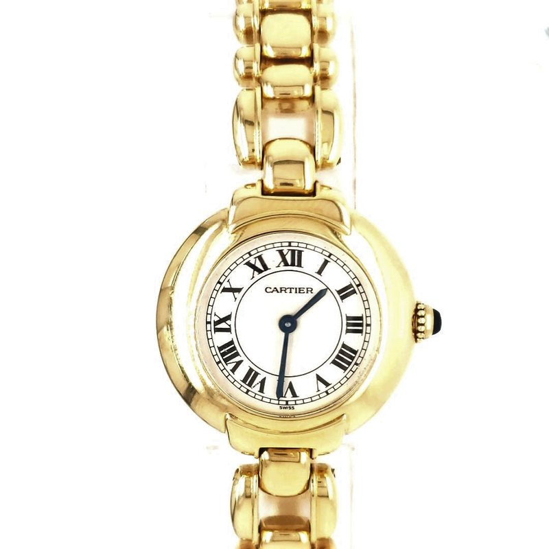 Estate Collection 18K Gold Cartier Watch