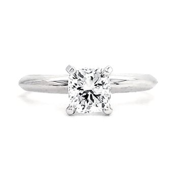 .78 CT Cushion Shape Solitaire