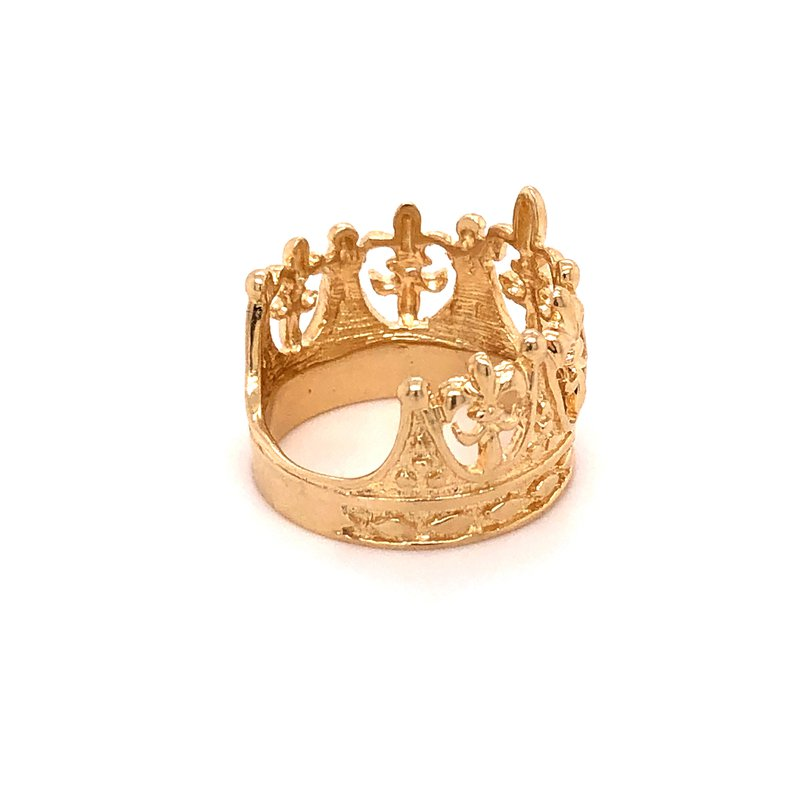 Estate Collection Crown Ring