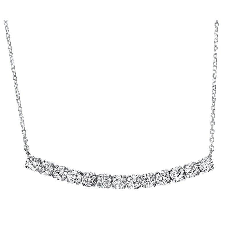 Sartor Hamann Signature Diamond Bar Pendant