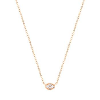 Bebe Diamond Necklace