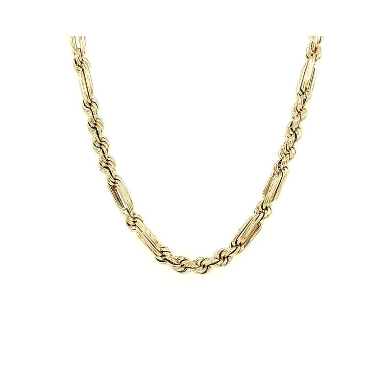 Estate Collection Long - Short Link Rope Chain