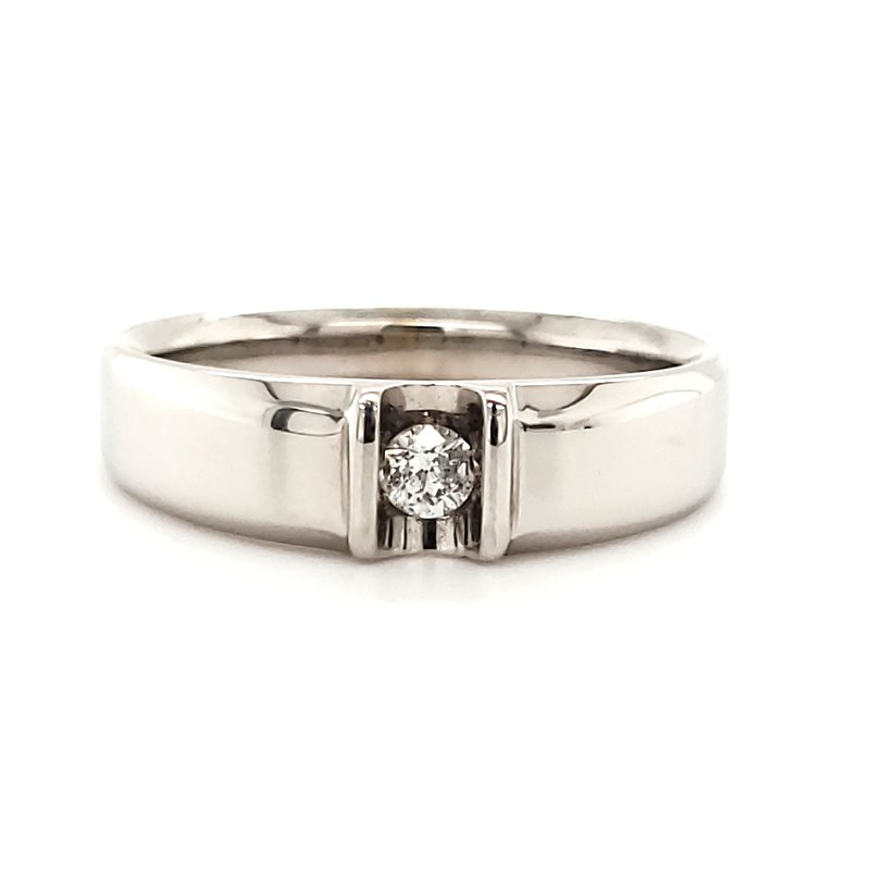 Estate Collection Men's Diamond Ring
