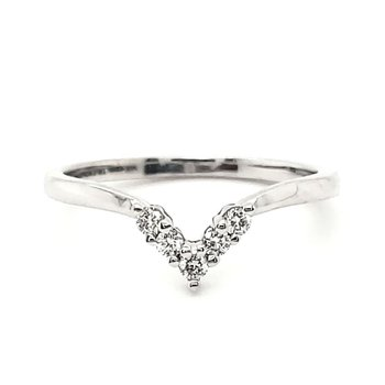 True Romance Wedding Ring