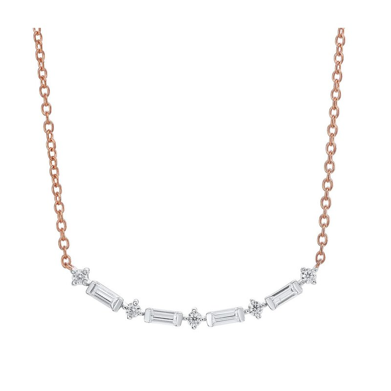Sartor Hamann Signature Diamond Necklace