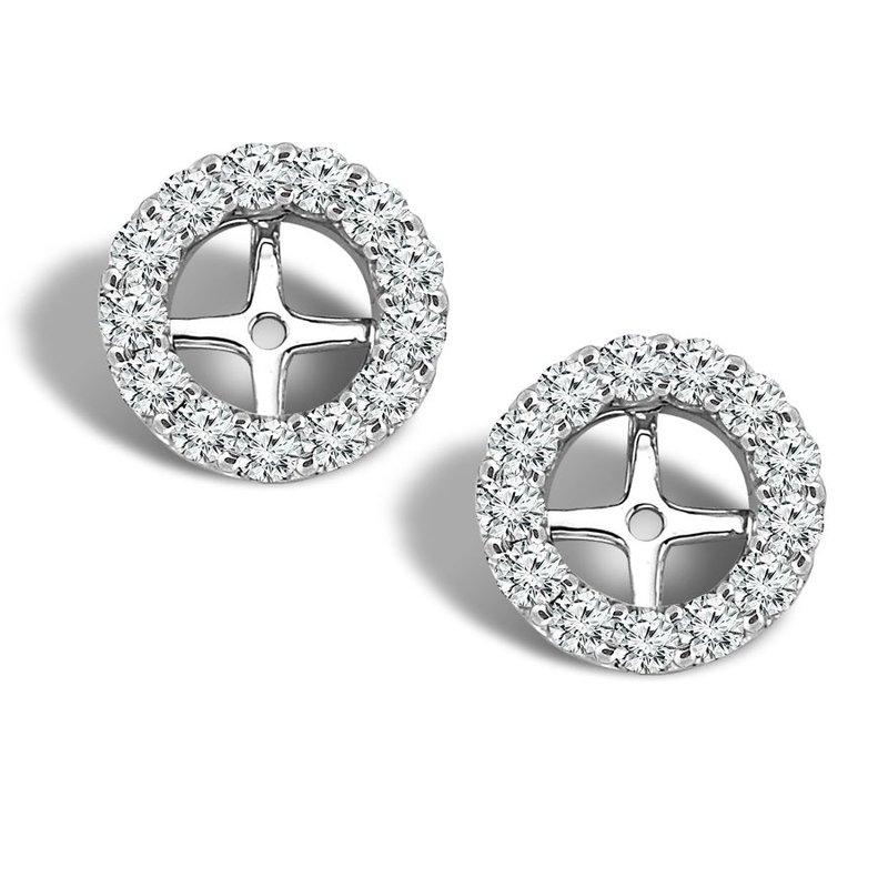 Sartor Hamann Signature Diamond Earring Jackets