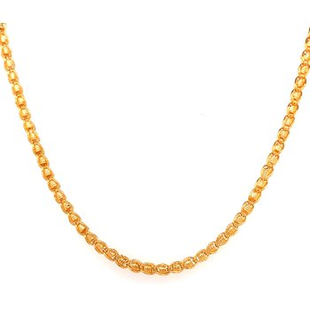22K Gold Fashion Necklace