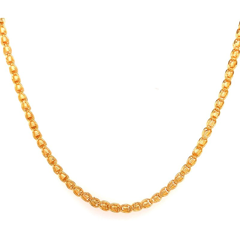 Estate Collection 22K Gold Fashion Necklace