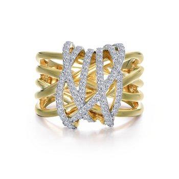 Lafonn Sterling Silver Fashion Ring