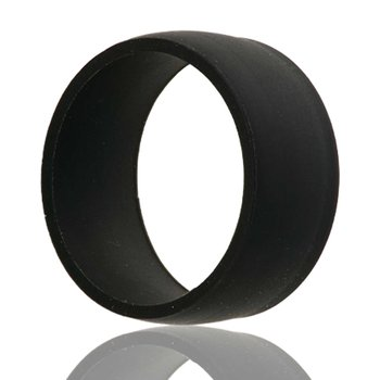 Solid Color Silicone Wedding Band