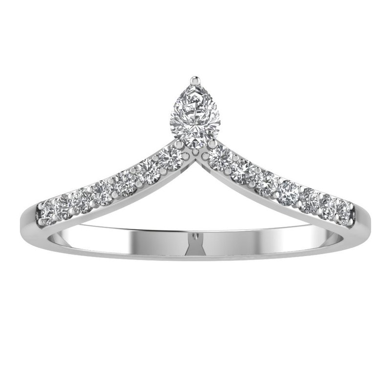 Sartor Hamann Bridal True Romance Wedding Ring