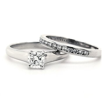 Tiffany&Co. Bridal Set