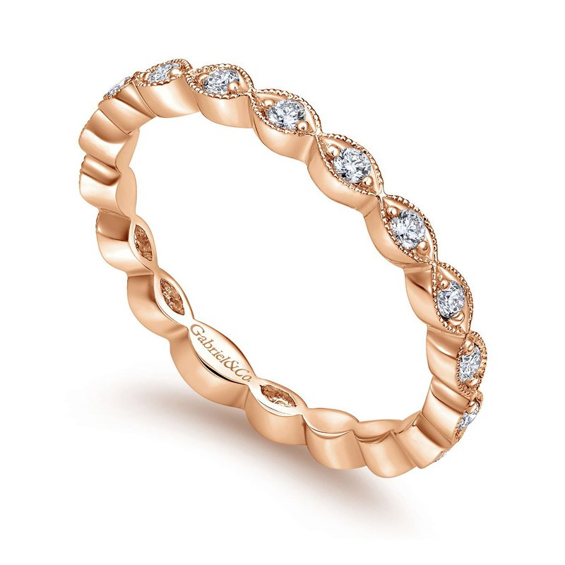 Sartor Hamann Bridal Gabriel Stackable Band
