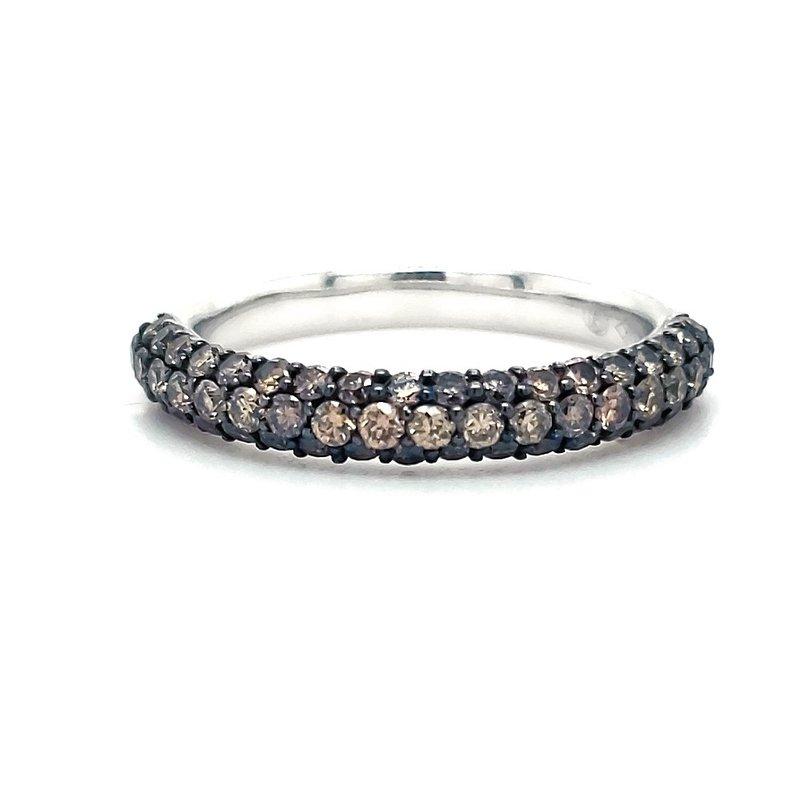 Sartor Hamann Closeouts Champagne Diamond Ring