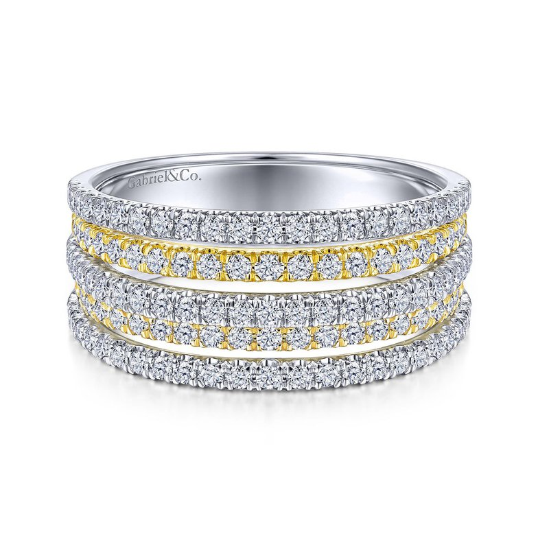 Sartor Hamann Signature Gabriel Diamond Band