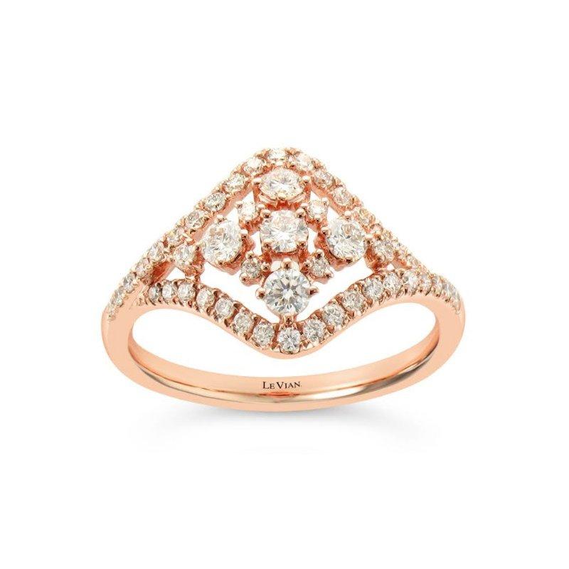 Sartor Hamann Signature Diamond Fashion Ring
