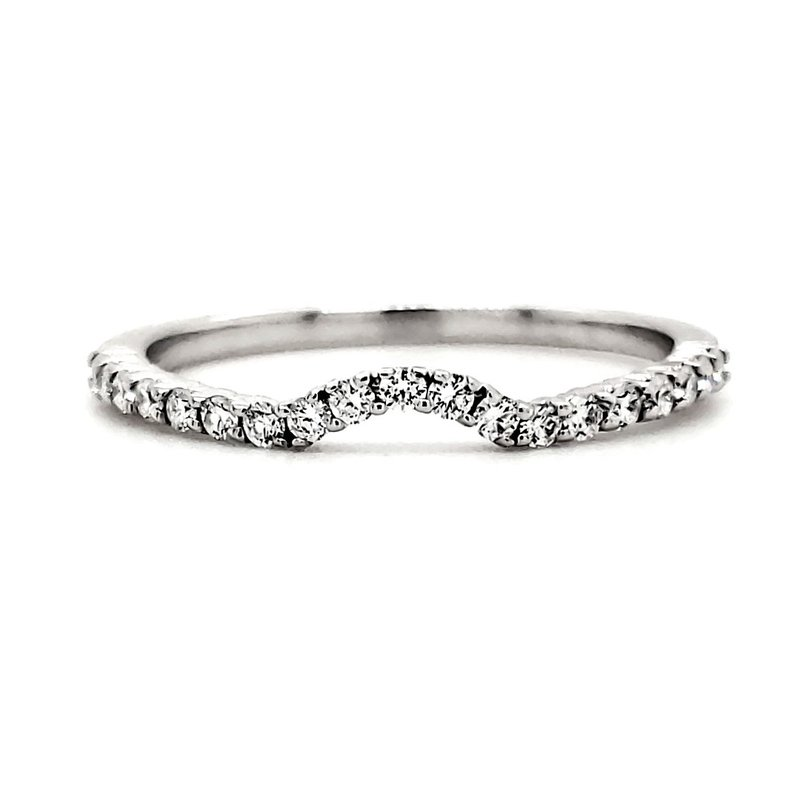 Sartor Hamann Closeouts Matching Diamond Wedding Band