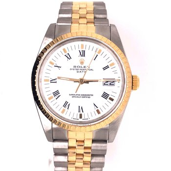 Pre-Owned Rolex Watch 34mm