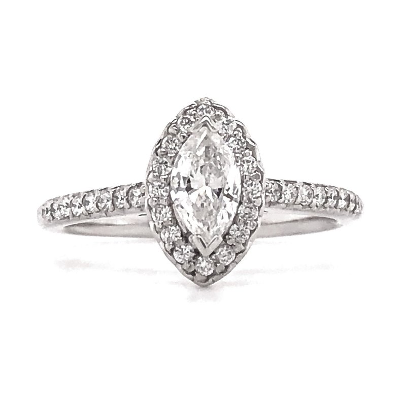 Sartor Hamann Closeouts Engagement Ring