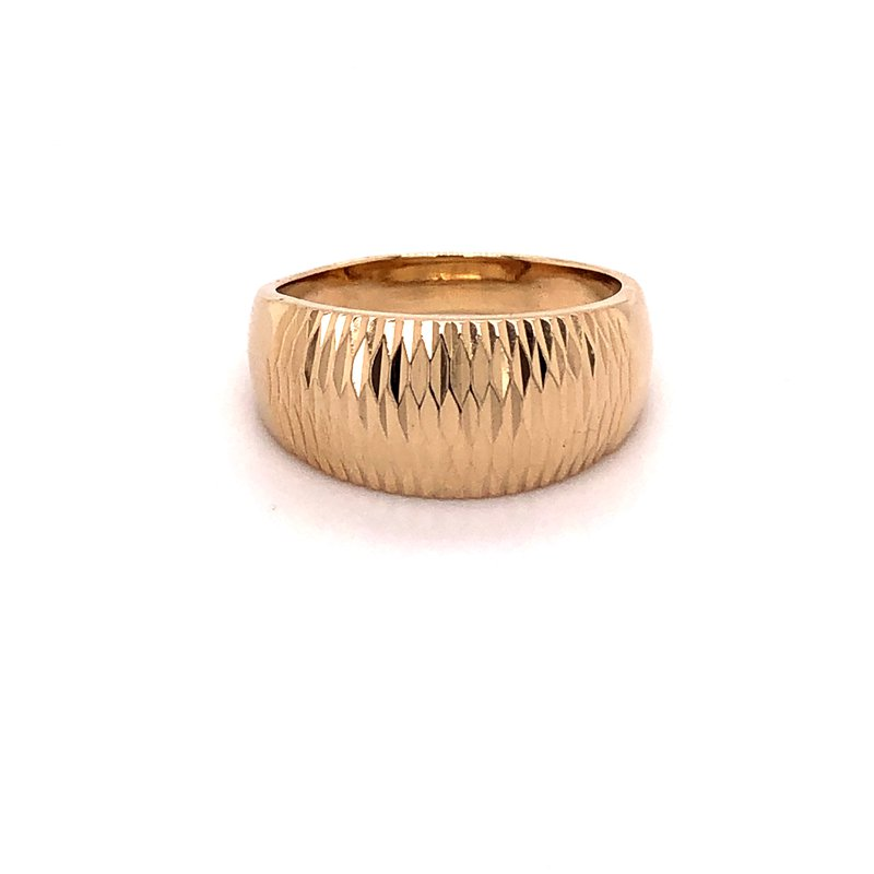 Estate Collection Gold Fashion Ring