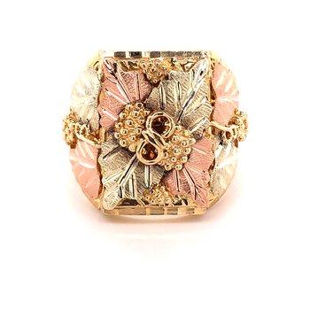 Black Hills Gold Fashion Ring