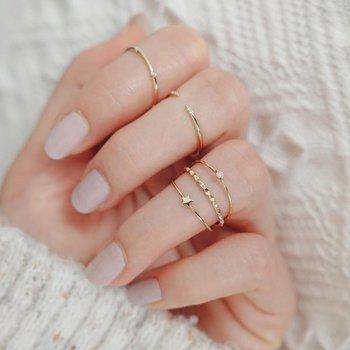 Abbi Star Ring