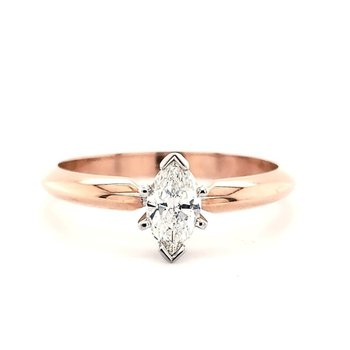 .32 CT Marquise Solitaire