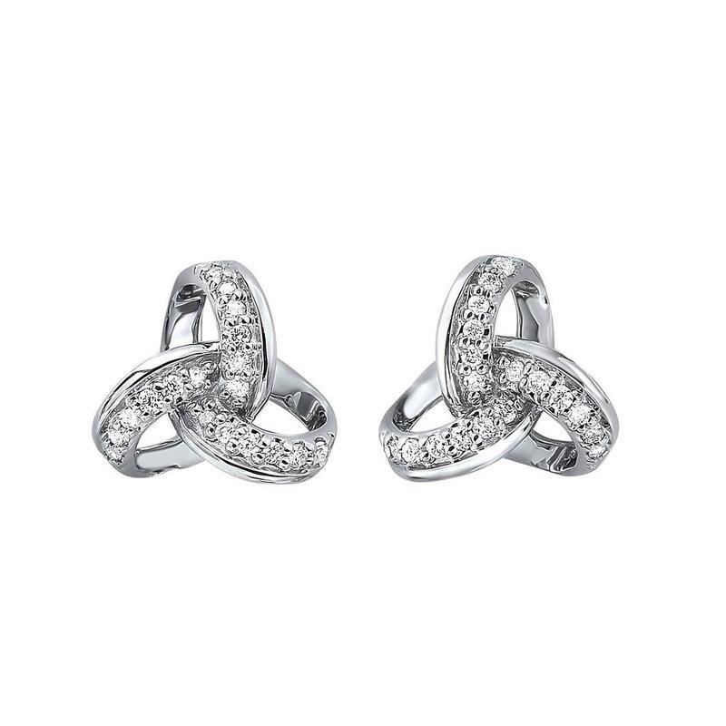 Sartor Hamann Signature Love Knot Earrings