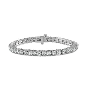 Classic Diamond Tennis Bracelet in 2 CT to 5 CT T.W.