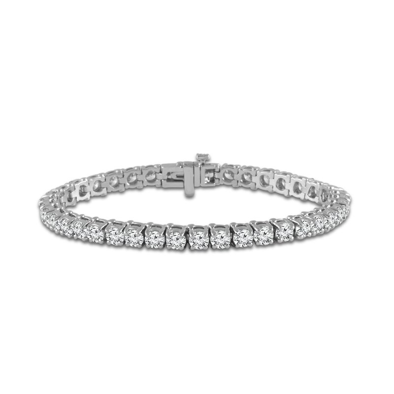 Sartor Hamann Signature Classic Diamond Tennis Bracelet in 2 CT to 5 CT T.W.
