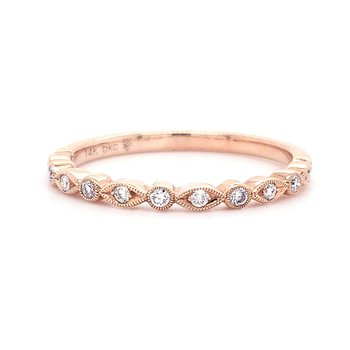 Beverley K Stackable Band