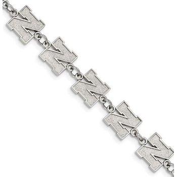 """Husker """"N"""" Link Bracelet"""