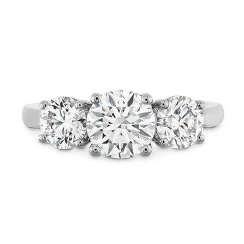 3 Stone Anniversary Ring