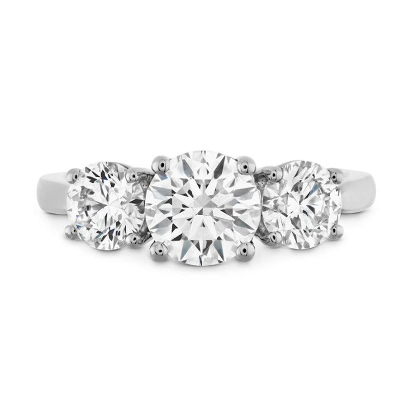Sartor Hamann Bridal 3 Stone Anniversary Ring
