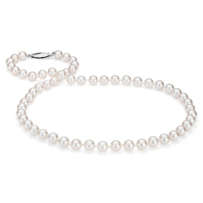 """Sartor Hamann Signature 20"""" Freshwater Pearl Necklace from $449"""