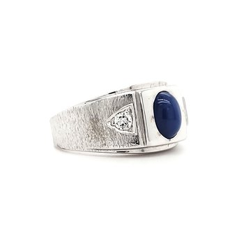 Men's Linde Star Ring