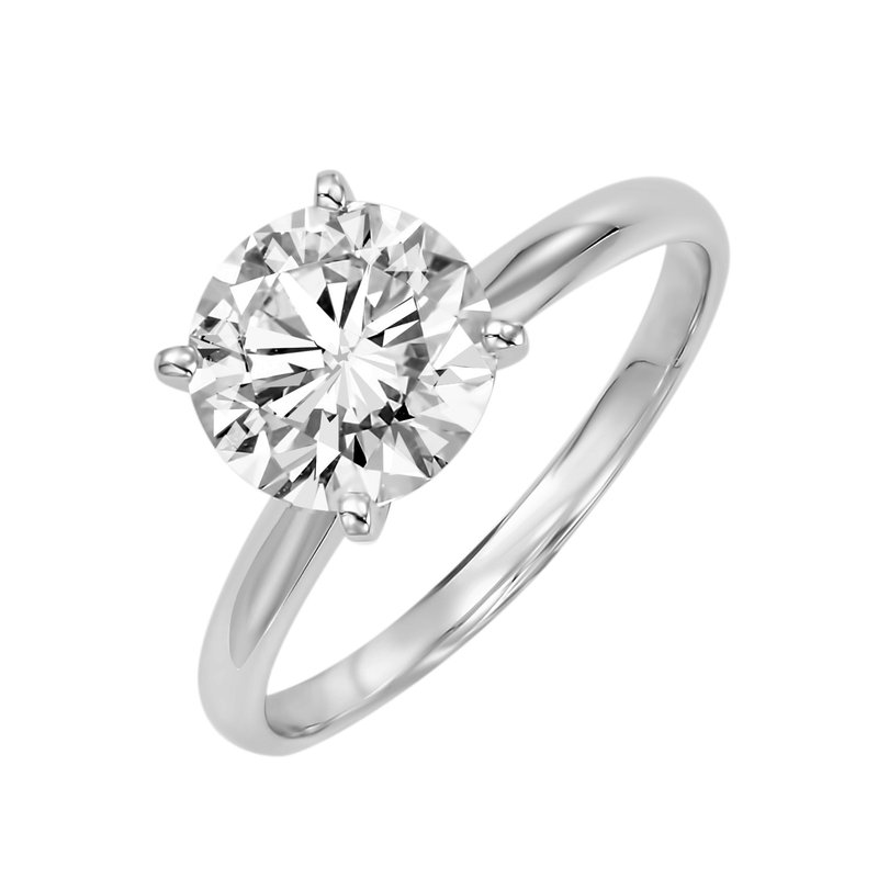 Sartor Hamann Bridal Lab Created Solitaires  1/2 CT to 3 CT - Classic Quality