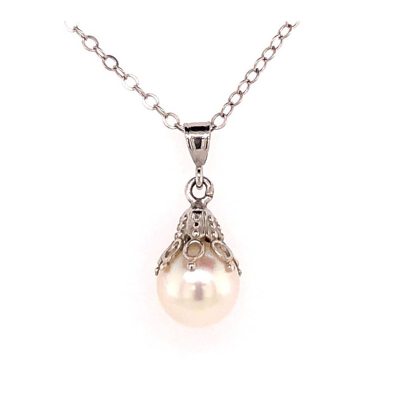Estate Collection Pearl Pendant