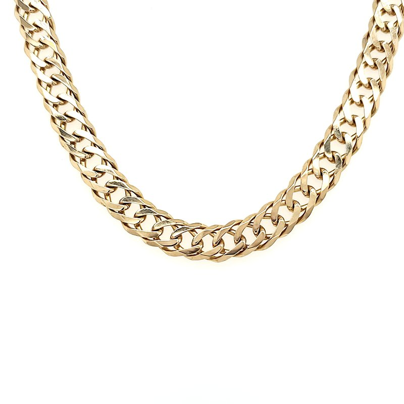 """Estate Collection 18"""" Curb Link Chain"""