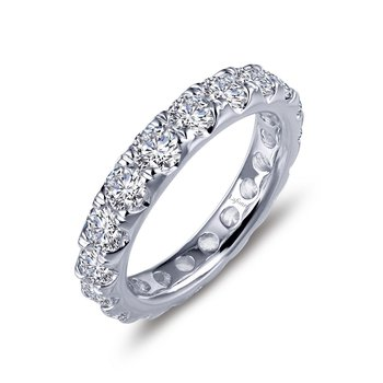 Lafonn Sterling Silver Eternity Band